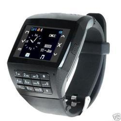 Mobile Wrist Watch