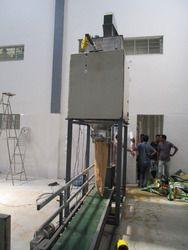 Rice Automatic Packing and Stitching Machine