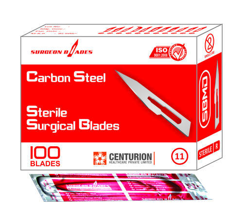 Sterile Surgical Blades Size 11