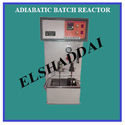 Adiabatic Batch Reactor