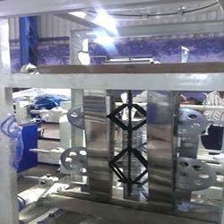Gusset Float Machine