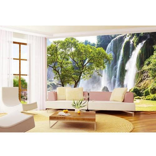 Customized Wallpaper   Bedroom Customized Wallpapers Service Provider From  New Delhi