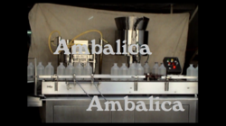 Liquid Filling And 32 mm Rubber Bunging Machine