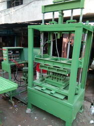 Multi Purpose Concrete Brick Making Machine