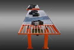 Vibro Table for Masking of Paver Blocks