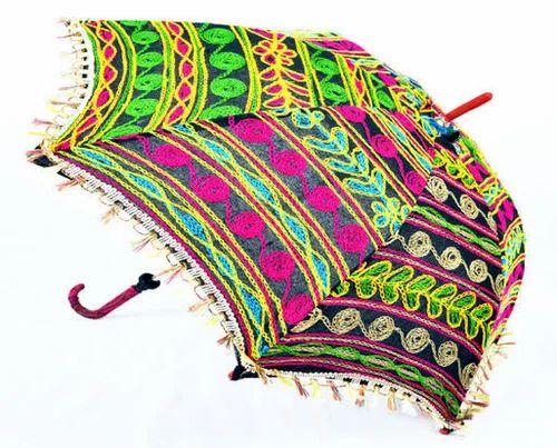 Handmade Traditional Handicraft Rajasthan Umbrella Handicraft