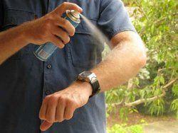 Mosquito Repellent Chemicals