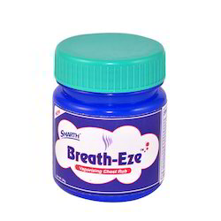 Breath-Eze Vaporizing Chest Rub 1.77 Oz (50g)