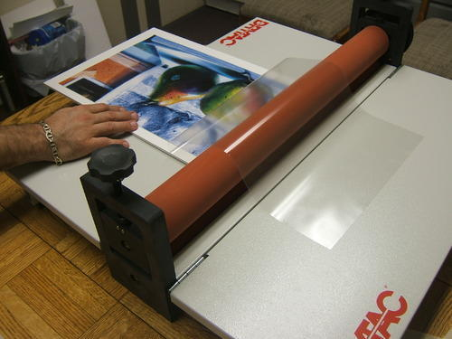 Over Lamination Film