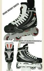 Roller Inline Hockey Skates