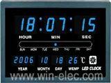 LED Based Digital Clock