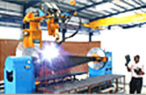 Robotic Welding System - 9 Nos   Rishi Laser Limited   Manufacturer