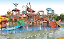 Wet N Joy Water Park Commercial Projects