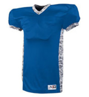 957588e0d58 Customize Blank Starting Threat Football Jersey - Teams Sports Wear ...