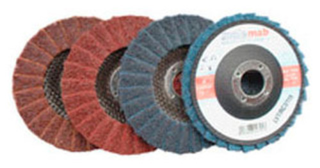 Non Woven Abrasive Disc, एब्रेसिव डिस्क in Kiran Garden, New Delhi ,  M.s.enterprises | ID: 13501483288