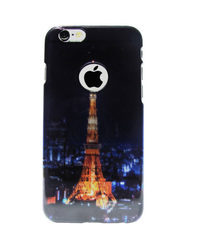 Plastic Printed Back Cover For Iphone 6 6s