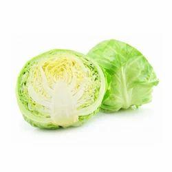 Fresh Cabbage, Packaging: Plastic Bag or Polythene Bag