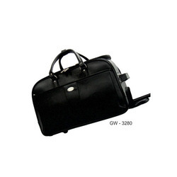 Black Travel Bag