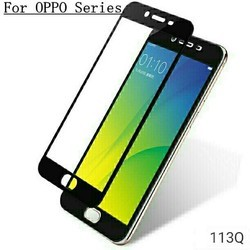 5d Tampered Glass For Oppo