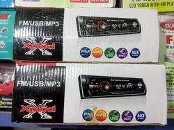 Car FM Music System