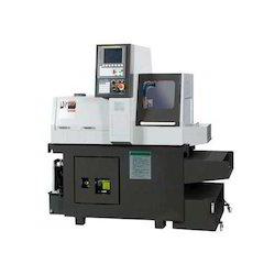 CNC Sliding Head Automatic Machine