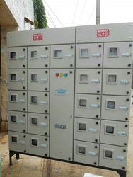 Commercial Electric Meter