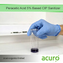Peracetic Acid 5% Based Cip Sanitizer, For Disinfectant / Sanitizer