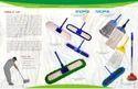 Acrylic Blue Dry Mop Refill
