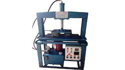 Paper Plate Making Machine of Double Die