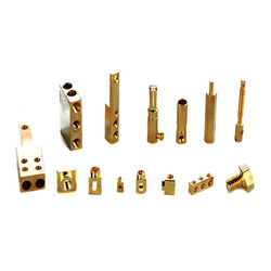 Brass Terminals for Electronic Appliances