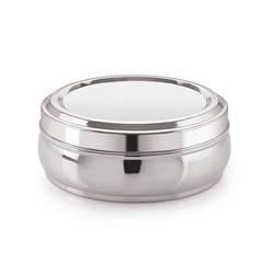 Stainless Steel Dabba