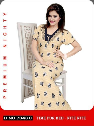 08ce70dc4a Ladies Fancy Night Gown