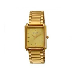 Golden Wrist Watches