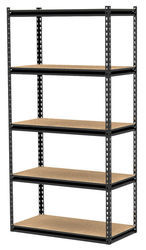 Bolt Less Rack Shelves