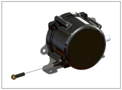 Gefran Wire Position Transducer