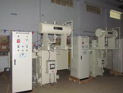 Transformer With OLTC & RTCC Panel Arrangement