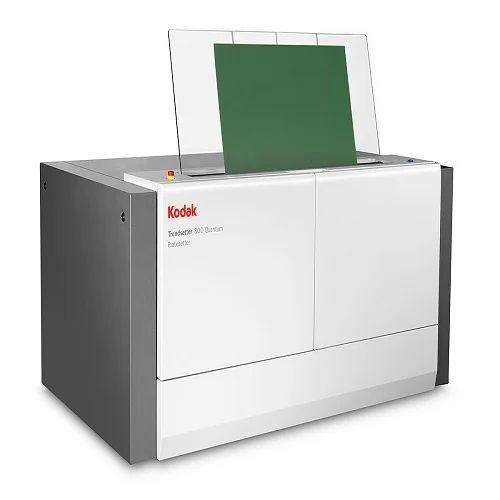 Kodak Trendsetter 800 Quantum Iii Certified Platesetter