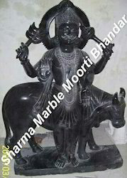 Sani Dev Marble Statue