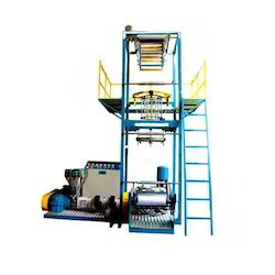 High Output Blown Film Plant