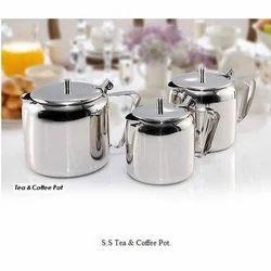 S.S Tea & Coffee Pot