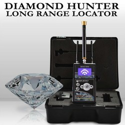 GER DETECT DIAMOND HUNTER LOCATOR