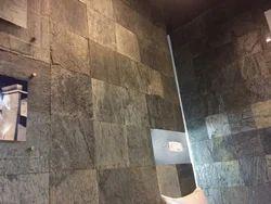 Silver Shine Slate Tiles