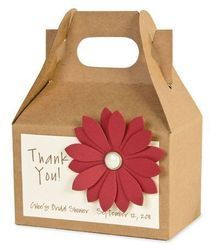 Color Favor Mono carton Gift Box