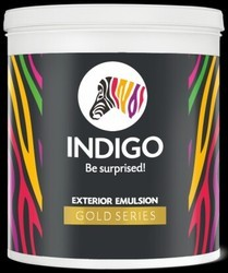 Indigo Exrerior Paints