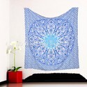 Indian Ombre Mandala Bohemian Wall Hanging Tapestry