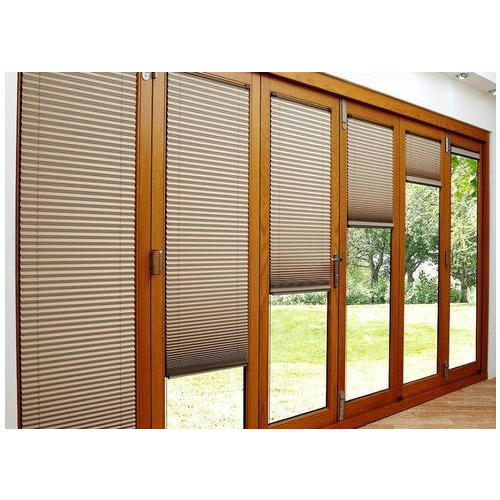 Blinds Sliding Glass Doors At Rs 900 Sq Meter Blinds Doors