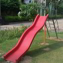 Single Wave Slide 10' Long With Step Ladder