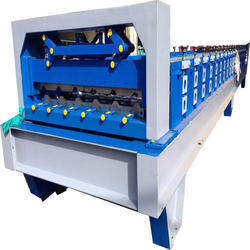 Silo Corrugated Steel Sheet Forming Machine