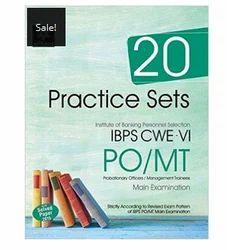 20 Practice Sets IBPS CWE