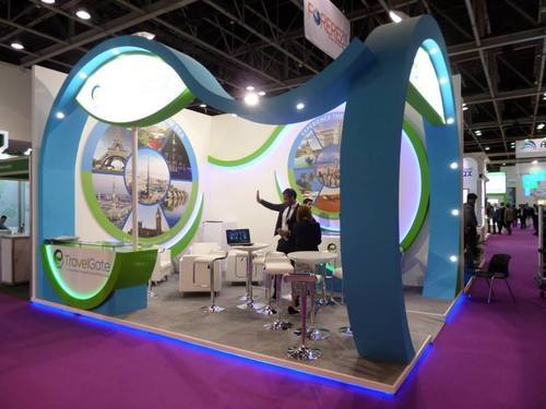 Exhibition Stand Services : Exhibition stand contractor services global concept designs delhi